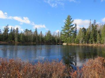 Highlands Lake. - Image Credit Nancy Haun