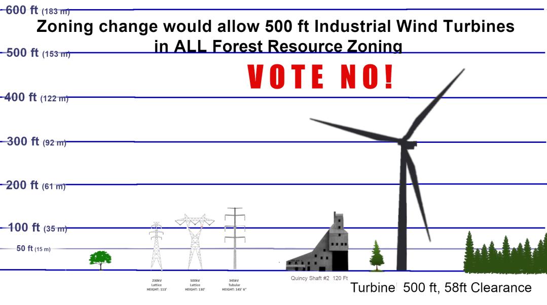 Turbine Size Chart -vote no